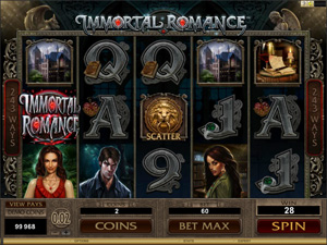 Epic Games from Microgaming - A comparison between Thunderstruck 2 and Immortal Romance