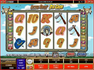 Little Chief Big Cash Slot
