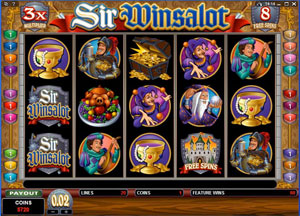 Microgaming slots that have been ignoring for a few years