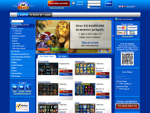 Sean R wins over US$27,000 playing no-download Thunderstruck slots