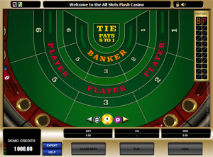 Gain Experience Playing Baccarat