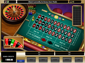 Online Roulette: A New Approach to an Old Game