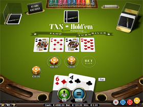 Online Texas Hold'em: All the Rage