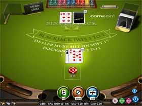 Practicing Blackjack Online
