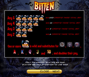 Bitten - Slots from IGT