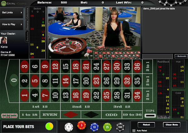 Live Support and Live Dealers at Online Casinos
