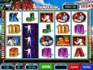 Elvis IGT Slots