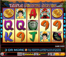 IGT - Triple Bonus Dragon