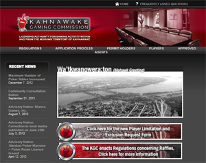 How Kahnawake fits into Canada's Online Casino Industry