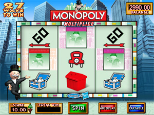 Monopoly Multiplier - slots from IGT