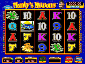 Montys Millions - slots from IGT