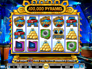 The 100000 Pyramid - IGT slots