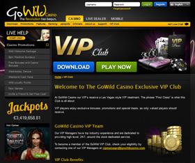 GoWild VIP Casino